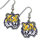 NCAA LSU Tigers Dangle Earrings