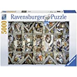 Ravensburger Puzzles Sistine Chapel, Multi Color (5000 Pieces)