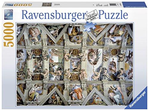 Ravensburger italy puzzle in cartone brughel la
