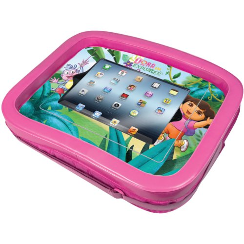Dora The Explorer Universal Activity Tray For Ipad/Ipad 2/The New Ipad With App Included front-74878