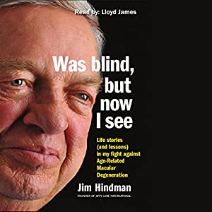 Was Blind, but Now I See Audiobook