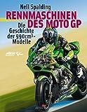 Rennmaschinen des MotoGP: Die Geschichte der 990cm³-Modelle