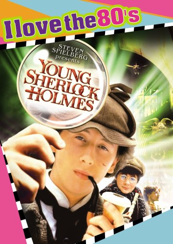 Cover art for  Young Sherlock Holmes