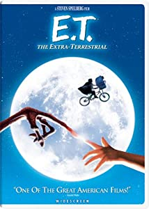 "Cover of ""E.T. - The Extra-Terrestrial (W..."