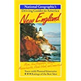 National Geographic Driving Guide to America, New England (NG Driving Guides)