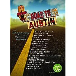 Road to Austin [Blu-ray]