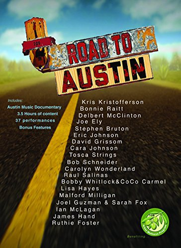 Road to Austin [Blu-ray]
