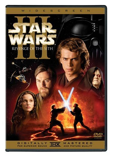 Cover art for  Star Wars: Episode III - Revenge of the Sith (Widescreen Edition)