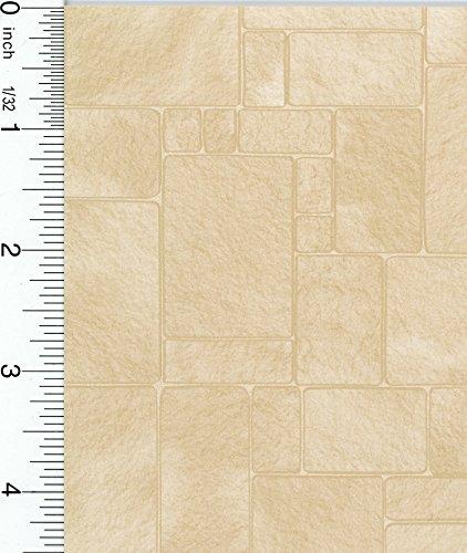dollhouse-floor-paper-sandstone-flagstone
