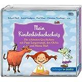 Mein Kinderhörbuchschatz. Die schönsten Geschichten mit Pippi, den Olchis und Mama Muh (3 CD): Hörspiele und Lesungen, ca. 147 min.