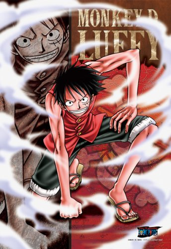 One Piece Straw Hat Pirates Monkey D. Luffy - 1