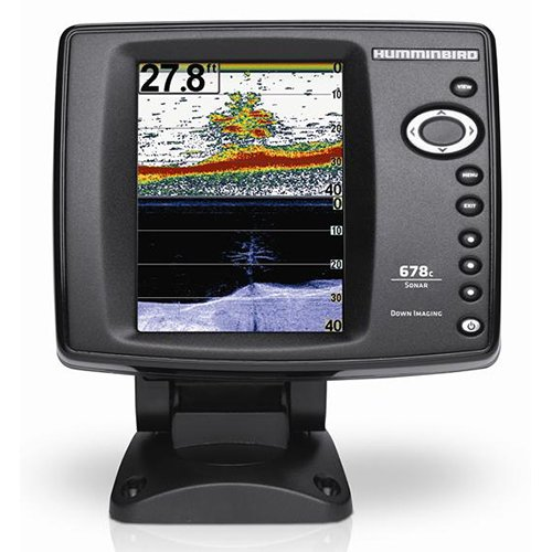 Humminbird fishfinder humminbird 409430 1 678c hd di for Humminbird fish finder