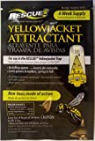 Rescue Yellowjacket Attractant 4 Week Supply (10x)