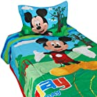Disney Mickey Mouse Clubhouse Twin Comforter Set