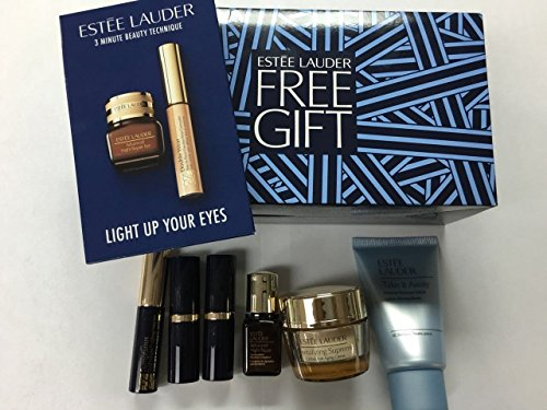 Estee-Lauder-7-Pieces-Skin-Care-and-Makeup-Gift-Set