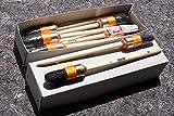 6 Stück TOP Rundpinsel Gr. 2 Ringpinsel Lackierpinsel Lackpinsel Maler