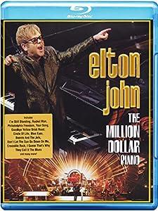 John Elton the Million Dollar Piano [Blu-ray]