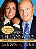 img - for Winning: The Answers: Confronting 74 of the Toughest Questions book / textbook / text book