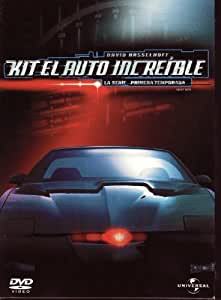 Kitt El Auto Increible La Serie 1a Temporada(Knight Rider-First Season) NTSC* Region 1/2/4 Import-Latin America