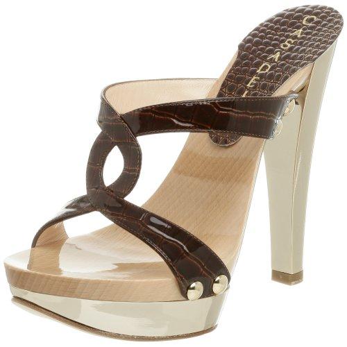 Casadei Women's High Heel Mule Sandal