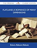 Image of Flatland: a romance of many dimensions - The Original Classic Edition