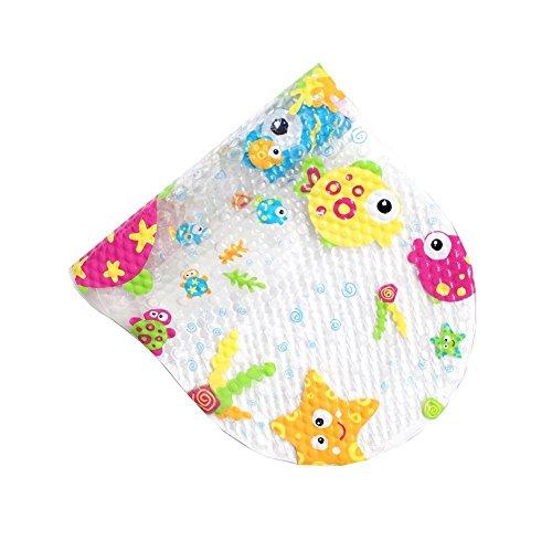 Egomarket alfombra de ba o antideslizante alfombra de for Alfombra banera bebe