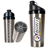 Pittsburgh Steelers Protein Shaker