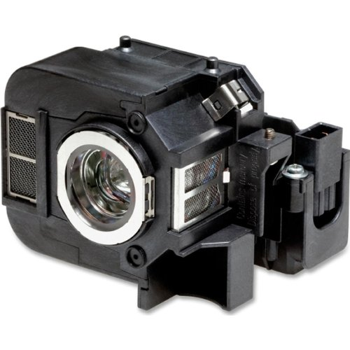 Projector Lamp: 5000 hours, 200 watts, UHE For EB-824, EB-825, EB-826W, EB-84, EB-84e, EB-84he, EB-85, EMP-825, EMP-84he, PowerLite 825, PowerLite 826W, PowerLite 84, PowerLite 85