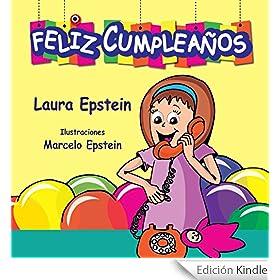 Libro Infantil Ilustrado. Feliz Cumpleaños. En español