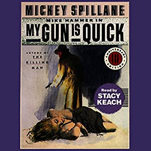 My Gun is Quick Audiobook