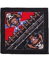 Alsino Bandana Zandana Kopftuch Halstuch mit verschiedenen Motiven 100% Baumwolle