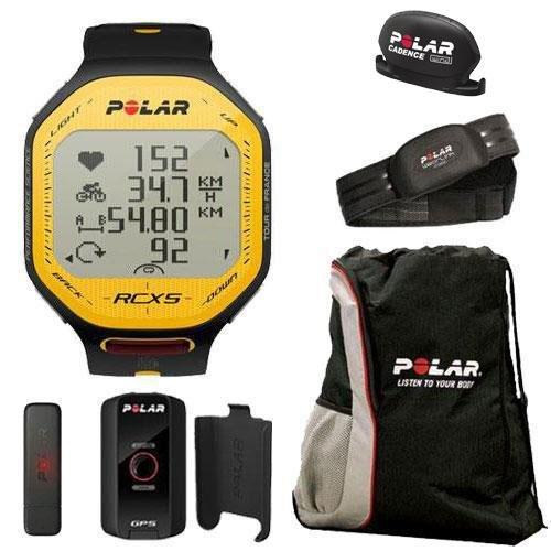 Cheap Polar 90045396 RCX5 Tour de France GPS With Cinch Bag (90045396KT1)