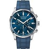 Claude Bernard by Edox Aquarider Men's Watch 10222.3CABU.BUIN1 Chronograph (Color: Blue)