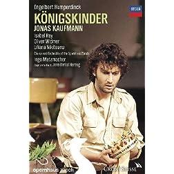 Kaufmann/Zurich-Humperdinck-Konigskinder