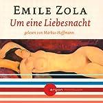 Um eine Liebesnacht   Emile Zola