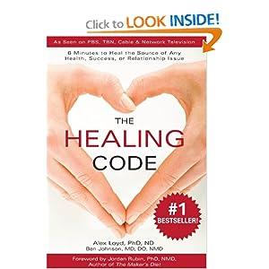 The Healing Code - Alex Loyd