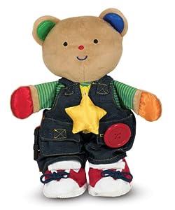 Melissa & Doug K's Kids - Teddy Wear Plush