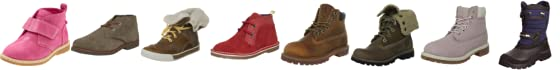 Sperry Kids Gunnel Boys Oxford Mid Boot Laces Classic Boot