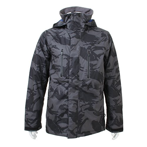 バートン バートン BURTON Breach Jacket W16 10180102045 スノーボード ウエア (True Black DPM Camo) True Black DPM Camo S【Mens】
