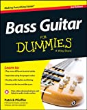 51RHvproejL. SL160  Bass Guitar For Dummies, Book + Online Video & Audio Instruction (For Dummies (Sports & Hobbies))