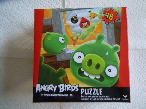 Rovio Angry Birds 48 Pc Puzzle
