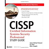 CISSP: Certified Information Systems Security Professional Study Guideby James M. Stewart