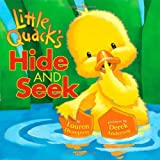 Lauren Thompson Little Quack's Hide and Seek (Classic Board Book)