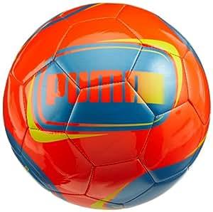 Puma Evospeed 5 2 Ballon Homme Fluo Peach/Sharks Blue/Fluo Yellow Taille 5