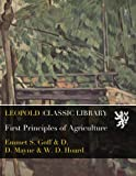 img - for First Principles of Agriculture book / textbook / text book