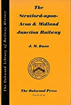 The Stratford-Upon-Avon & Midland Junction…