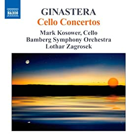 Ginastera: Cello Concertos