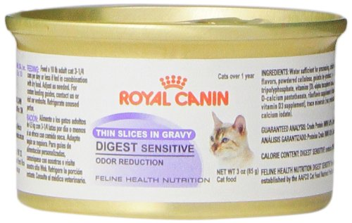 Royal Canin Digest Sensitive Thin Slices In Gravy