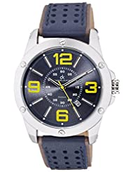 Daniel Klein Analog Blue Dial Men's Watch - DK10579-1