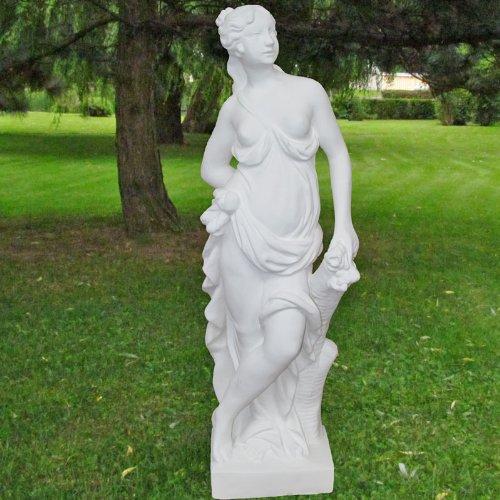"""Statue """"Frau mit Rosenstock"""", klein jetzt bestellen"""